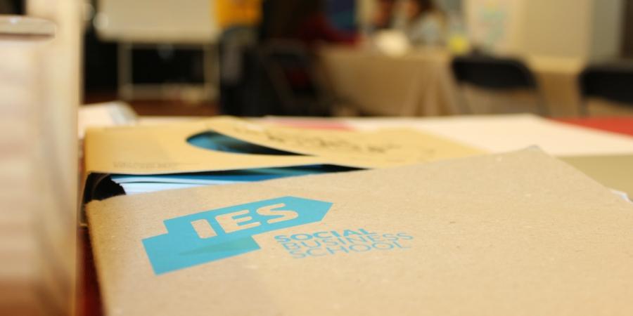 IES – Social Business School tem nova imagem