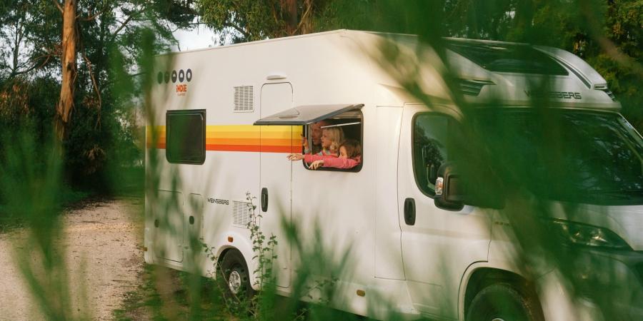 Indie Campers (de cara lavada) chega a novas cidades lá fora