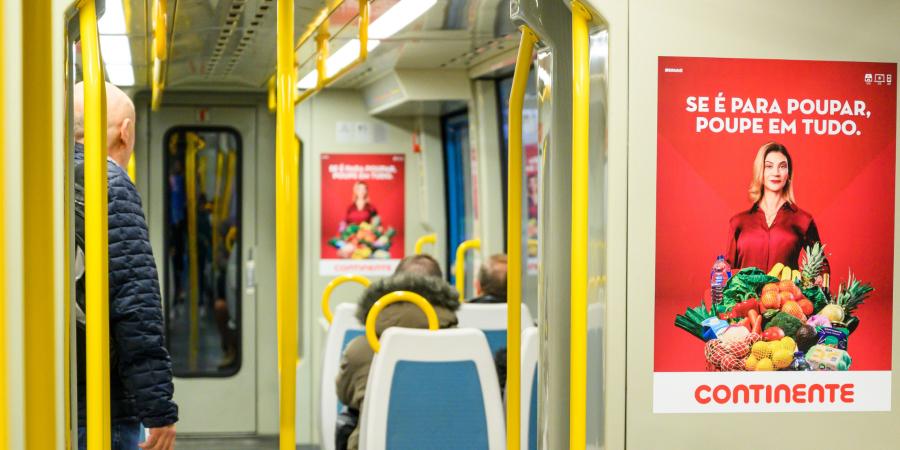 continente mop metro porto stickers
