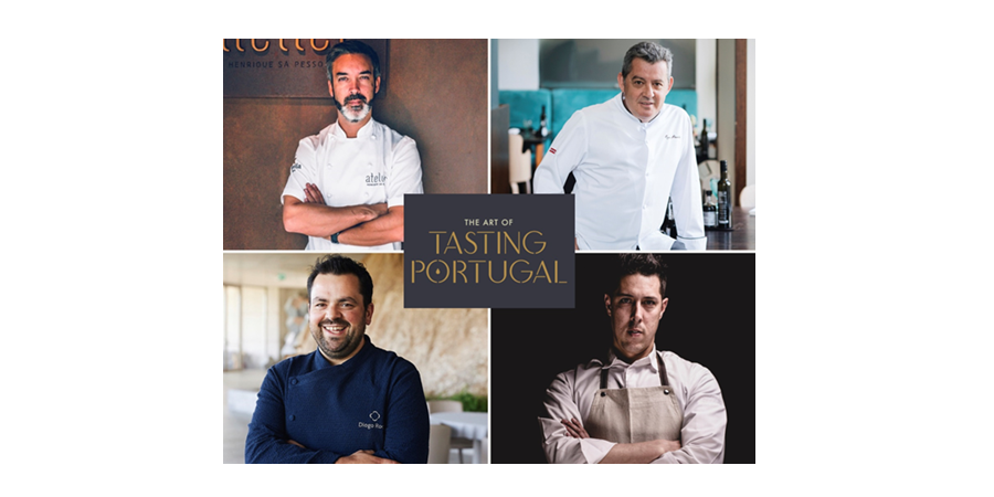 the art of tasting portugal