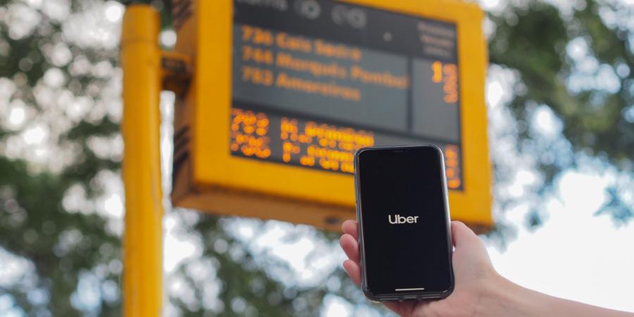 Uber transportes públicos