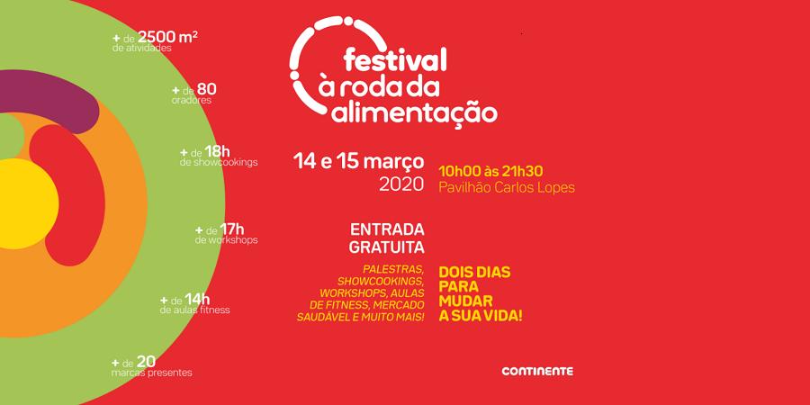 Novo festival do Continente dedica mais de 50 horas a