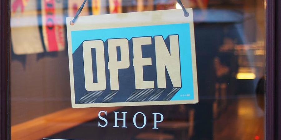 shop loja open