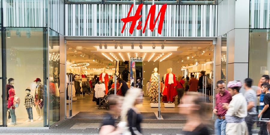 Acusación Ganar control bronce  H&M é a marca de moda mais transparente do Mundo – Marketeer