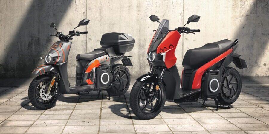 SEAT dedica-se às… motos eléctricas para viagens na cidade
